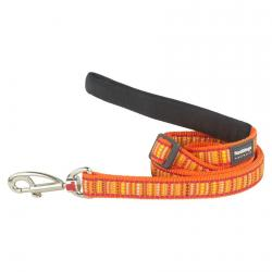 Red Dingo Lotzadotz orange Laisse 100-180 cm XS