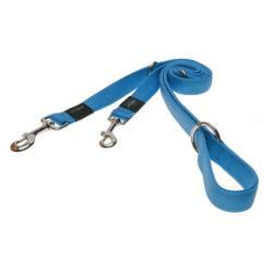 Rogz Utility Snake Turquoise Laisse-multi 160cm Medium